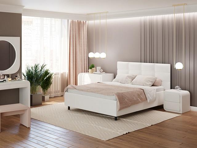 Кровать Veda 8 (Веда 8) со встроенным основанием (Орматек)