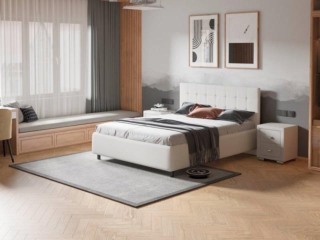 Кровать Veda 1 (Веда 1) со встроенным основанием (Орматек)