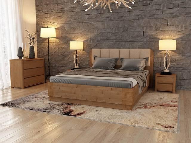 Кровать Wood Home 2 (Вуд хом 2) с подъемным механизмом, массив сосна (Орматек)