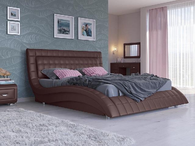 Кровать Атлантико двуспальная (с подъемным механизмом) (Орматек)