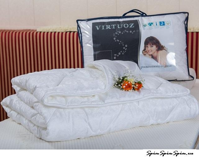 Одеяло Адажио искусственный лебяжий пух (Виртуоз)