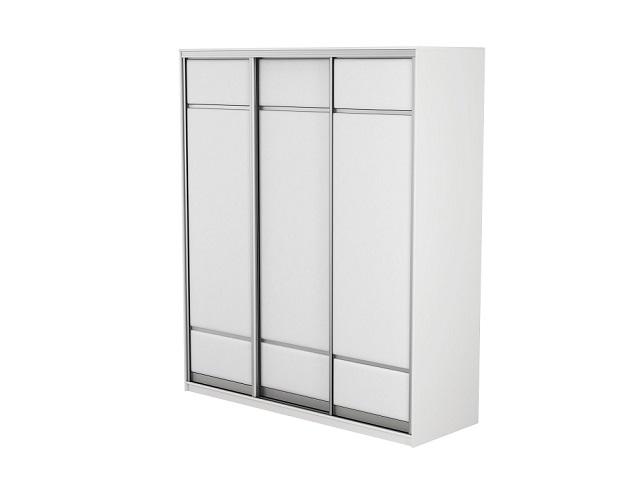 Шкаф-купе Como/Veda (без зеркал) 3-х дверный (Орматек)