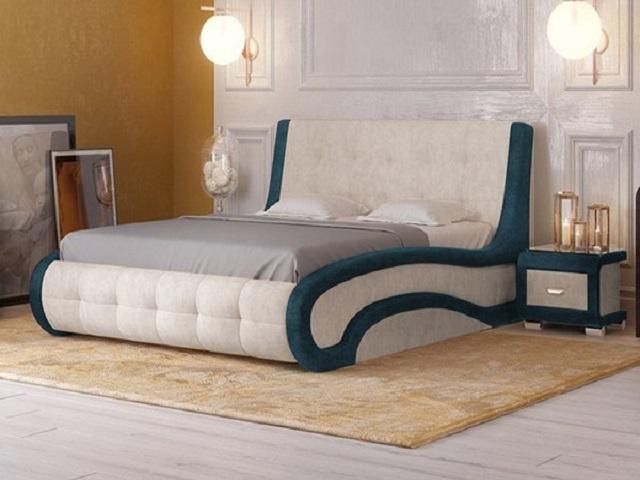 Кровать Leonardo двуспальная (с подъемным механизмом) (Орматек)