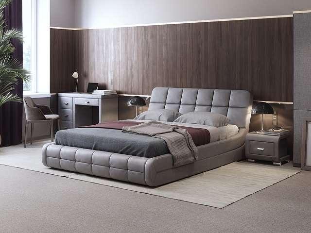 Кровать Corso 6 двуспальная (без основания) (Орматек)
