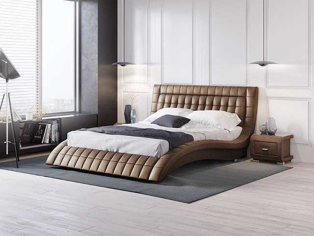 Двуспальная кровать Атлантико (без основания) (Орматек)