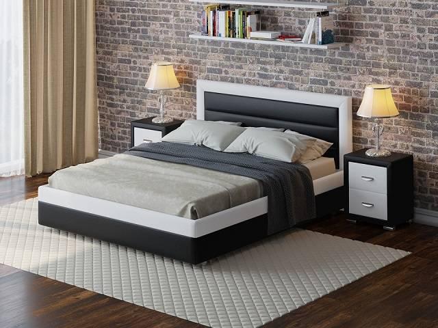 Кровать Life Box 2 (с подъемным механизмом) (Райтон)