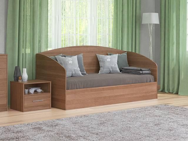 Кровать Этюд Софа (с подъемным механизмом) (Орматек)