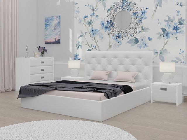 Кровать Artur двуспальная (с подъемным механизмом) (Орматек)