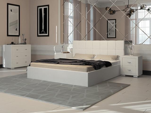 Кровать Robert (двуспальная) с подъемным механизмом (Орматек)