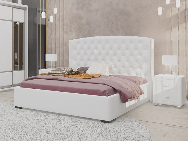 Комбинированная кровать Dario Slim двуспальная (без основания) (Орматек)