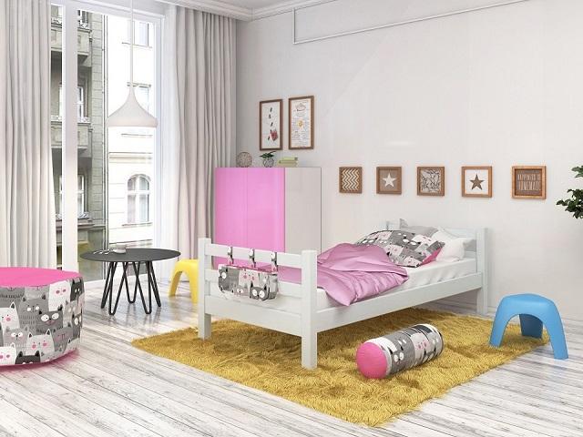 Кровать Отто NEW-1 (Райтон)