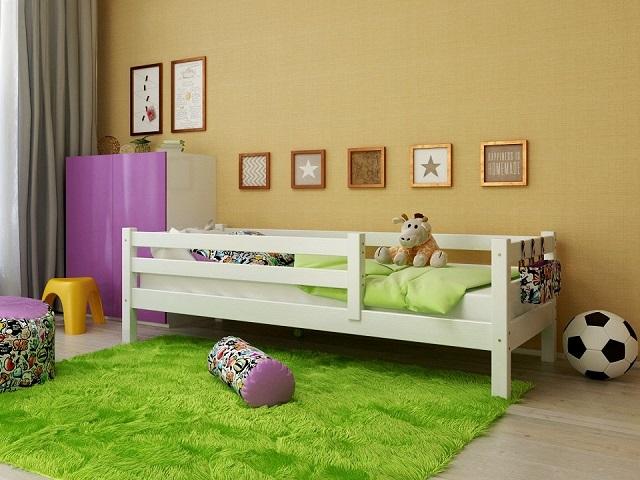 Кровать Отто NEW-3 (Райтон)