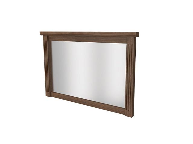 Зеркало настенное Milena массив сосна (Райтон)