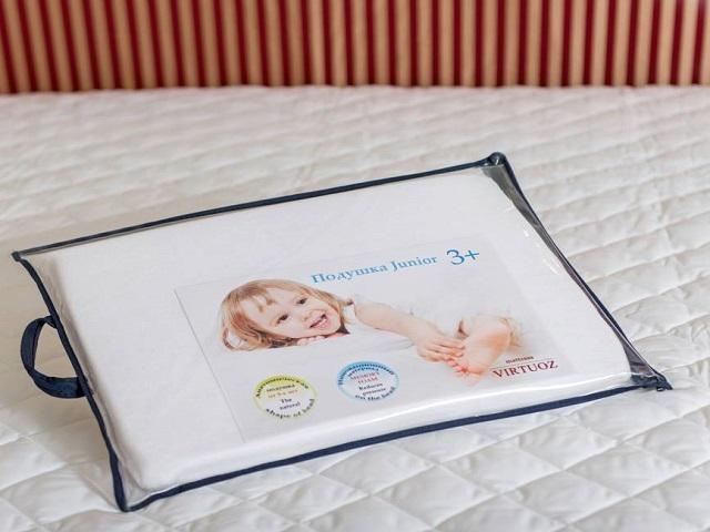 Подушка детская Junior 3+ (Виртуоз)