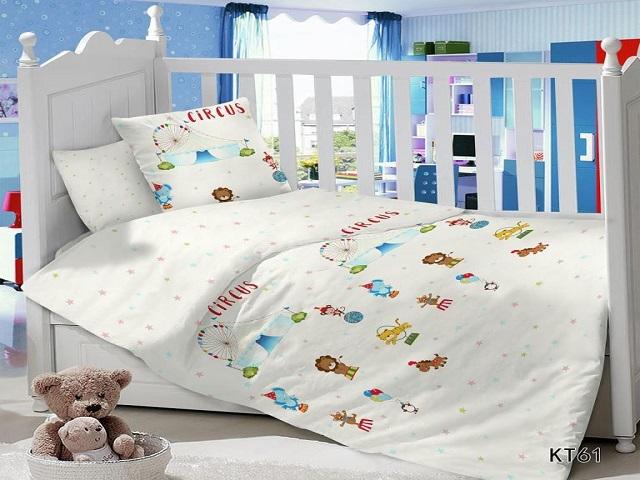 Детское постельное белье Orient Circus (Промтекс-Ориент)
