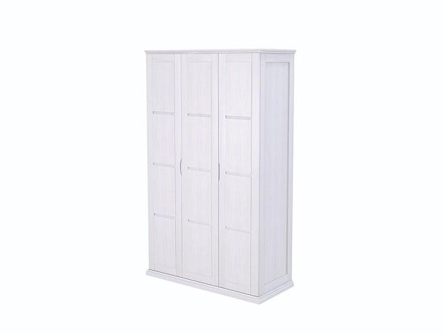 Шкаф Веста R 3-х дверный массив сосна (Райтон)