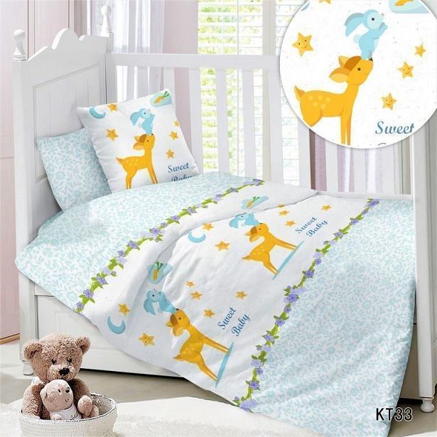Детское постельное белье Orient Bird (Ориент Берд) (Promtex-Orient)
