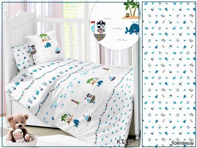 Детское постельное белье Orient Sea 2 (Ориент Си 2) (Промтекс-Ориент)