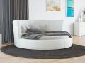Круглая кровать Luna с основанием (Орматек)