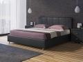 Кровать Nuvola-7 (двуспальная) без основания (Райтон)
