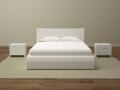 Кровать Varna двуспальная (с основанием) (Орматек)