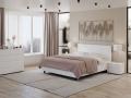 Кровать Veda 3 (Веда 3)  со встроенным основанием (Орматек)