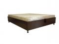Кроватный блок с бельевым ящиком (широкая ламель)