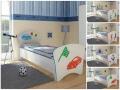 Кровать Соната Kids для мальчиков (Орматек)