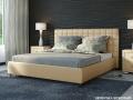 Двуспальная кровать Corso 3 (без основания) (Орматек)