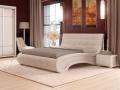 Кровать Leonardo двуспальная (без основания) (Орматек)