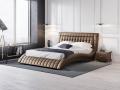 Кровать Атлантико двуспальная (без основания) (Орматек)