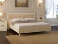 Кровать Flavia 1 (двуспальная) с основанием (Орматек)