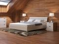 Кровать Rest 1 (с основанием) (Орматек)